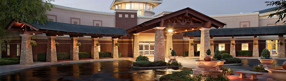 Cattails golf, MeadowView Convention Center