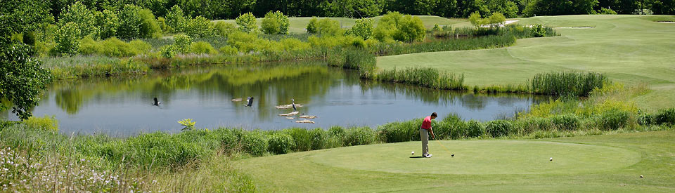 Tennessee golf vacations