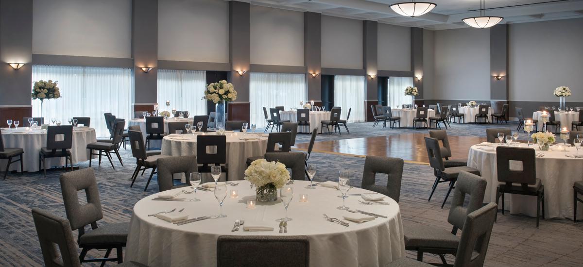 Princeton, NJ wedding banquet hall