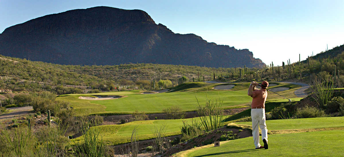 Golf Stores Tucson >> Starr Pass Golf Club Jw Marriott Tucson Resort Spa