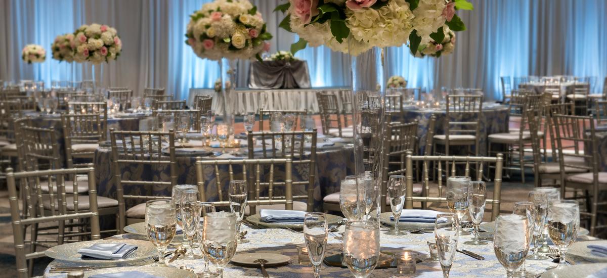 Bethesda Weddings At Bethesda North Marriott Hotel Conference Center
