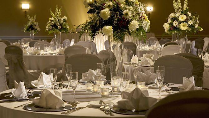 Wedding Table - Grand Ballroom
