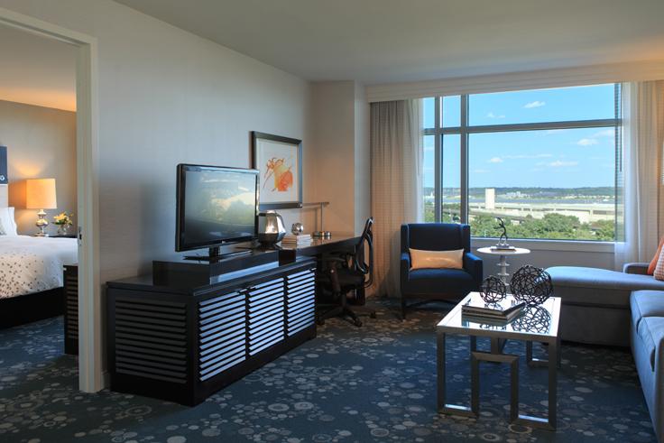 Hotel With Club Lounge Arlington Va