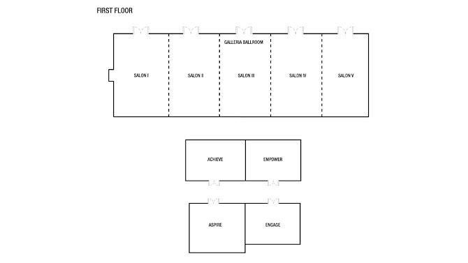 Floor Plan lobby