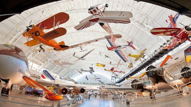 Steven F. Udvar-Hazy Air and Space Museum
