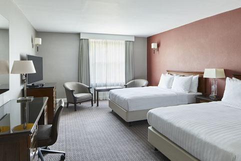 Deluxe Double/Double Guest Room