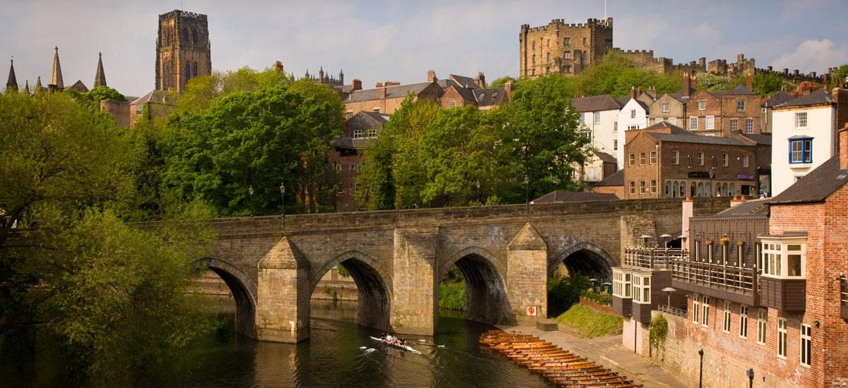 The Historic City of Durham