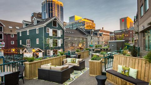 Harbourfront Lounge Halifax