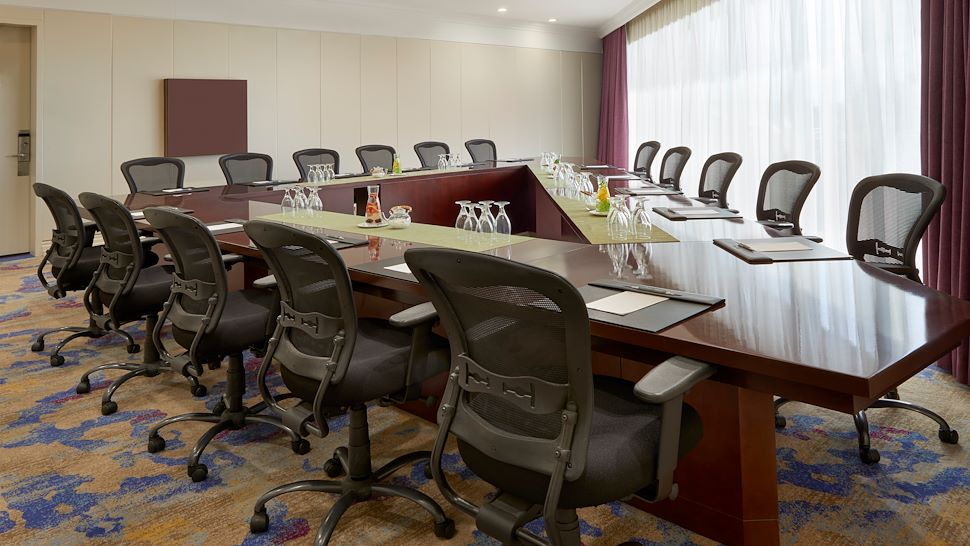 Regent Room - Boardroom Setup