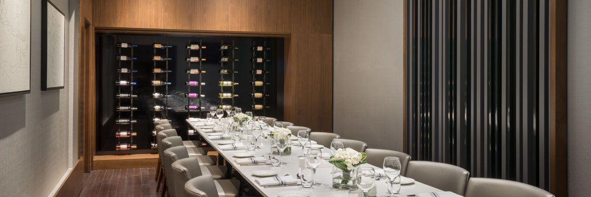 Matisse Restaurant - Private Dining Room